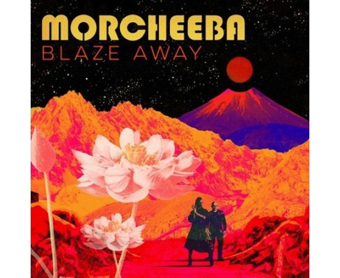 Morcheeba - Blaze Away (CD) - image 1 of 1