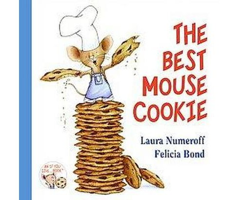 Best Mouse Cookie (Hardcover) (Laura Joffe Numeroff) - image 1 of 1