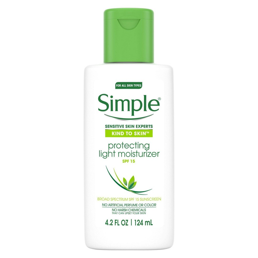 Image of Simple Kind to Skin Protecting Light Moisturizer - SPF 15 - 4.2 fl oz