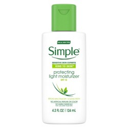 Simple Kind to Skin Protecting Light Moisturizer - SPF 15 - 4.2 fl oz