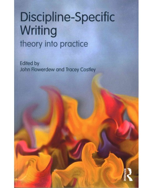 Discipline-Specific Writing : Theory into Practice (Paperback) - image 1 of 1