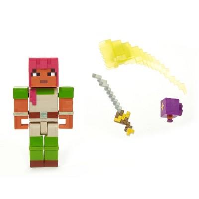 """Minecraft Dungeons 3.25"""" Adriene Figure"""