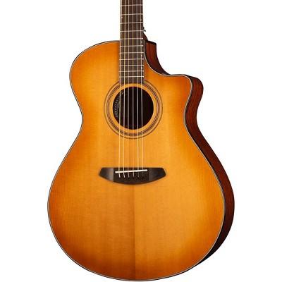 Breedlove Organic Collection Signature Concerto Cutaway CE Acoustic-Electric Guitar Copper Burst