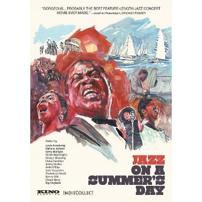 Jazz On A Summer's Day (DVD)(2021)