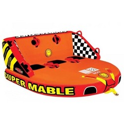 SPORTSSTUFF Super Mable Triple Rider Lake Boat Towable Tube | 53-2223