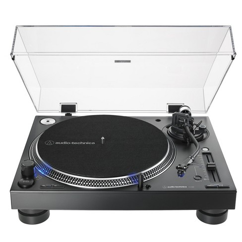 AudioTechnica AT-LP140XP Direct-Drive Professional DJ Turntable - image 1 of 3