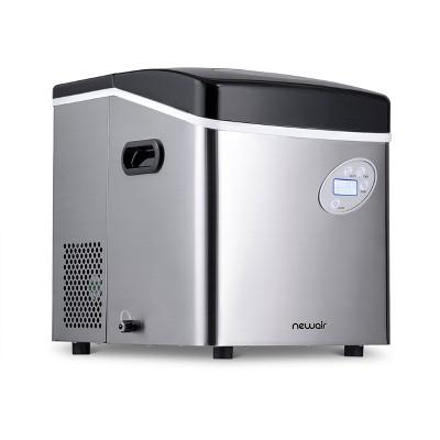 NewAir 50lbs Portable Ice Maker AI-215SS