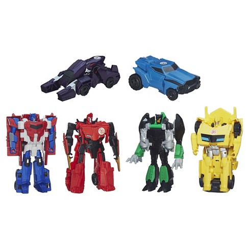 Transformers Robots in Disguise Collection - image 1 of 15