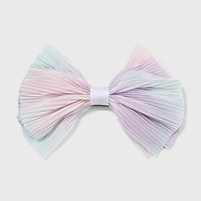 Tie-Dye Bow Barrette - Wild Fable™