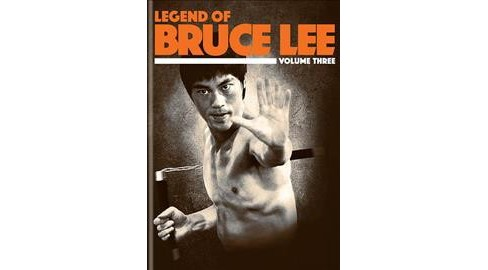 Legend Of Bruce Lee:Vol 3 (DVD) - image 1 of 1