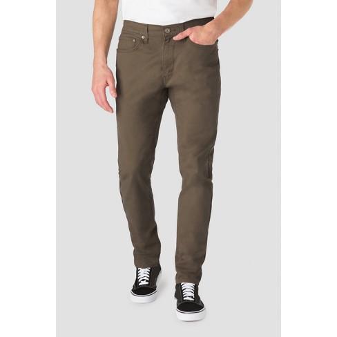 DENIZEN® from Levi's® Men's 208™ Taper Fit Tech Pants - Battalion Olive - image 1 of 4