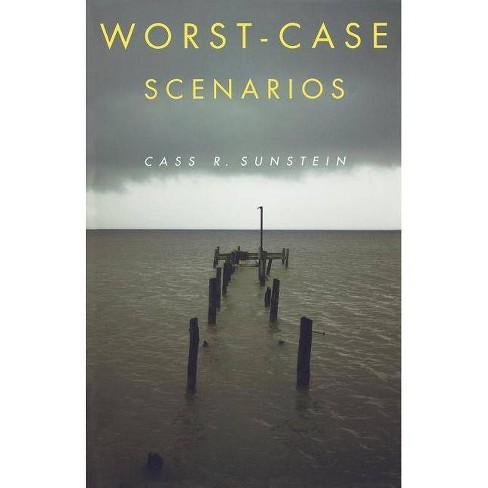 Worst-Case Scenarios - by  Cass R Sunstein (Paperback) - image 1 of 1