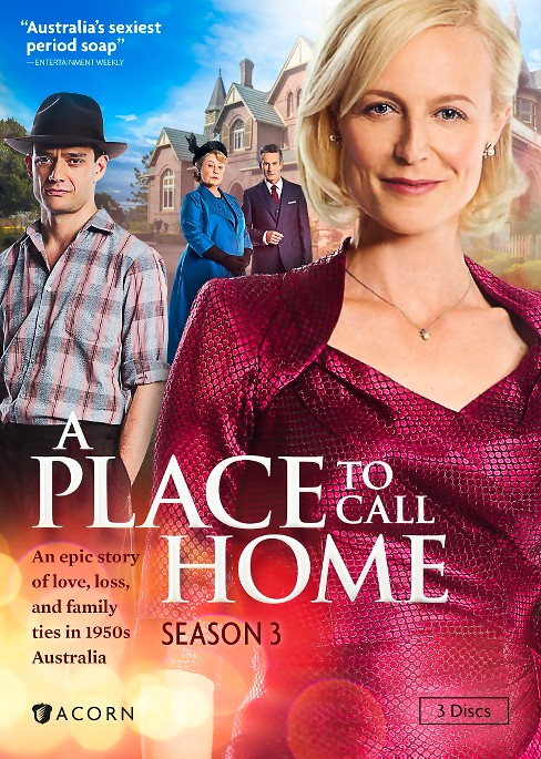 Place to call home:Season 3 (DVD) - image 1 of 1