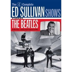 The Complete Ed Sullivan Shows Featuring The Beatles (DVD)