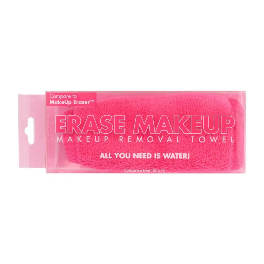 Image of Erase Makeup Facial Cleansing Cloth - Pink