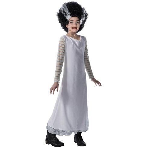 Halloween Bride.Universal Studios Monsters Girls Bride Of Frankenstein Halloween Costume Rubie S