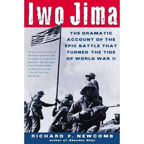 Iwo Jima - by  Richard Newcomb (Paperback) - image 1 of 1