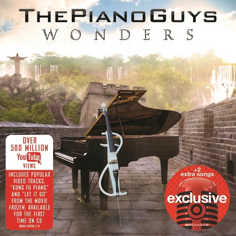 The Piano Guys - Wonders (Deluxe Edition) - Target Exclusive - image 1 of 1