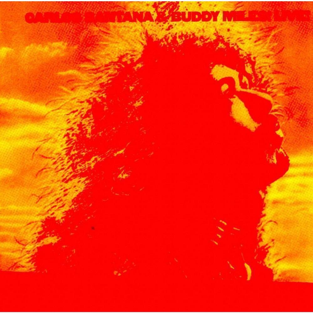 Carlos Santana - Carlos Santana & Buddy Miles Live (CD)