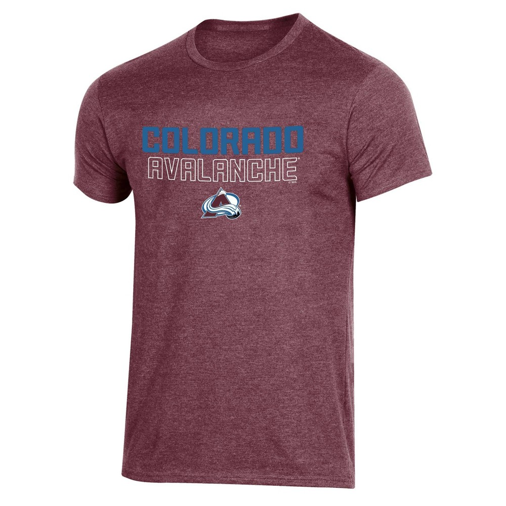 Nhl Colorado Avalanche Men 39 S Icing T Shirt S