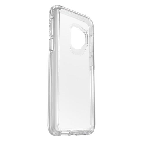 promo code f215c 5fc57 OtterBox Samsung Galaxy S9 Case Symmetry - Clear