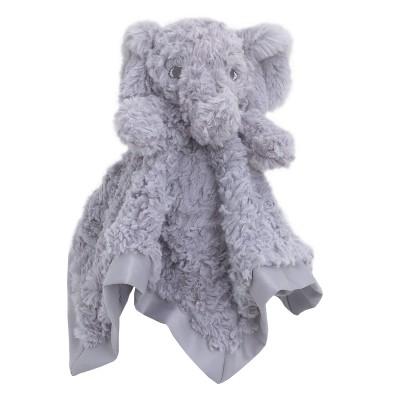NoJo Cuddle Me Luxury Plush Security Blanket Elephant