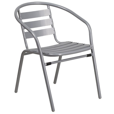 Metal Stack Chair - Riverstone Furniture Collection - image 1 of 4
