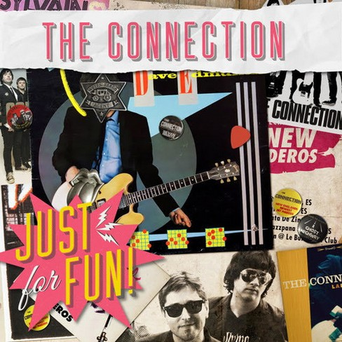 Connection - Just For Fun (CD) - image 1 of 1