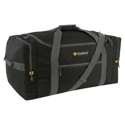 Outdoor Products Large Mountain Duffel - Black