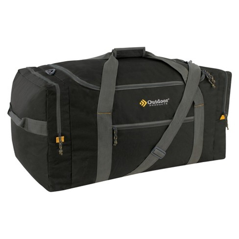 Outdoor Products Large Mountain Duffel - Black - image 1 of 1