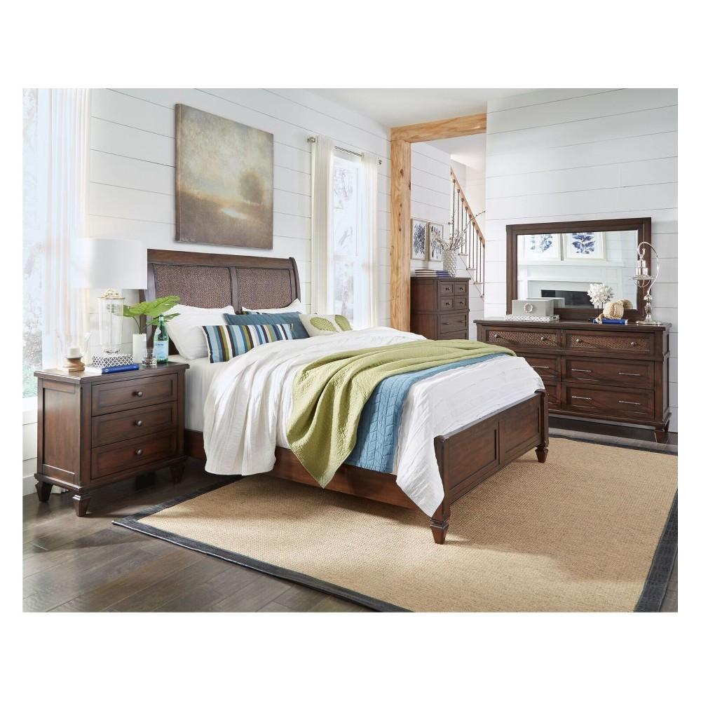 Coronado Complete Queen Panel Bed Brown - Progressive Furniture
