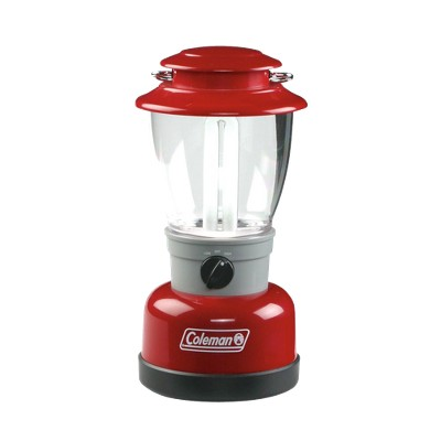 Coleman® 4D Classic Personal Size LED LED Lantern - Red