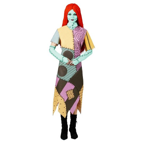 The Nightmare Before Christmas Sally Adult Costume - Large - image 1 of 1