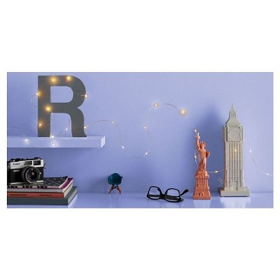 Fairy String LED Lights Brass - Room Essentials™