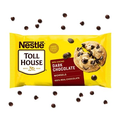 Nestle Toll House Dark Chocolate Morsels - 20oz