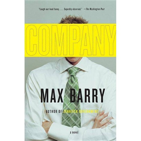 Company - (Vintage Contemporaries) by  Max Barry (Paperback) - image 1 of 1