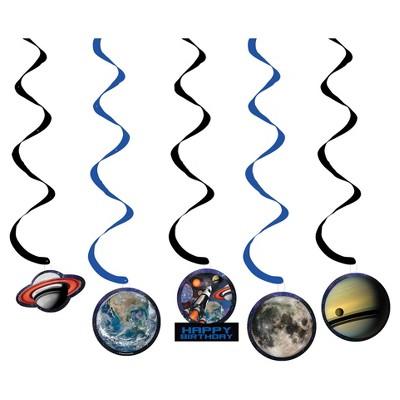 5ct Space Blast Dizzy Danglers