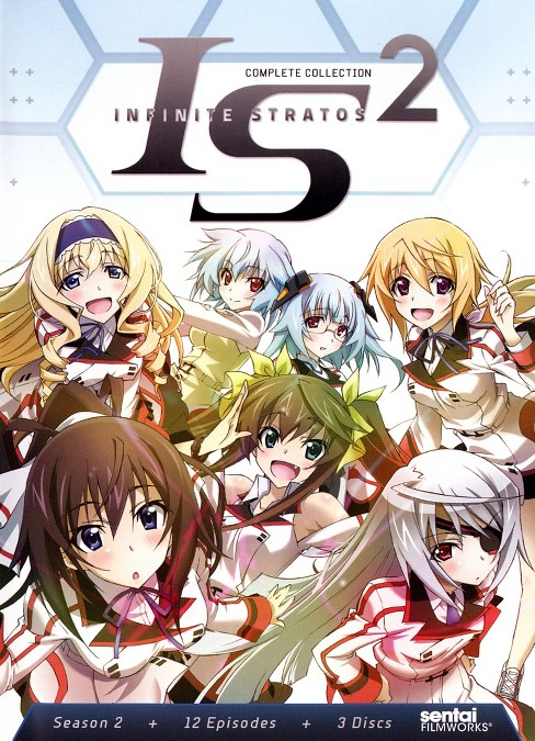 Infinite stratos:Season 2 collection (DVD) - image 1 of 1