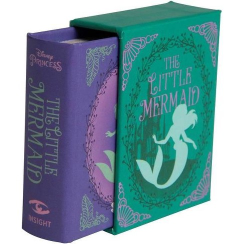 Disney: The Little Mermaid (Tiny Book) - by  Brooke Vitale (Hardcover) - image 1 of 1