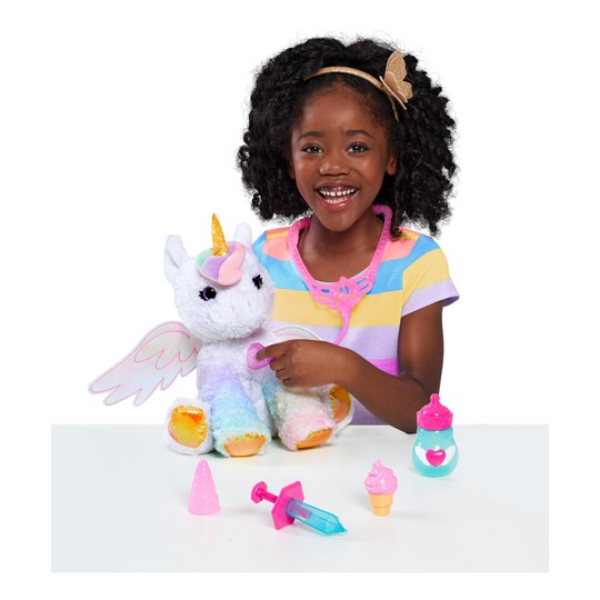 Barbie Unicorn Pet Doctor image number null