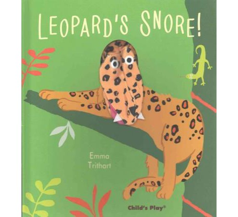 Leopard's Snore (Hardcover) (Emma Trithart) - image 1 of 1