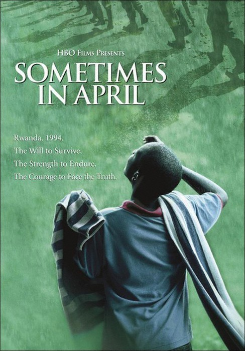 Sometimes In April (DVD) - image 1 of 1