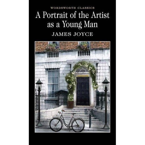 A Portrait of the Artist as a Young Man - (Wordsworth Classics) by  James Joyce (Paperback) - image 1 of 1