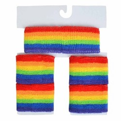 Pride Sweat Dog Bands - Boots & Barkley™