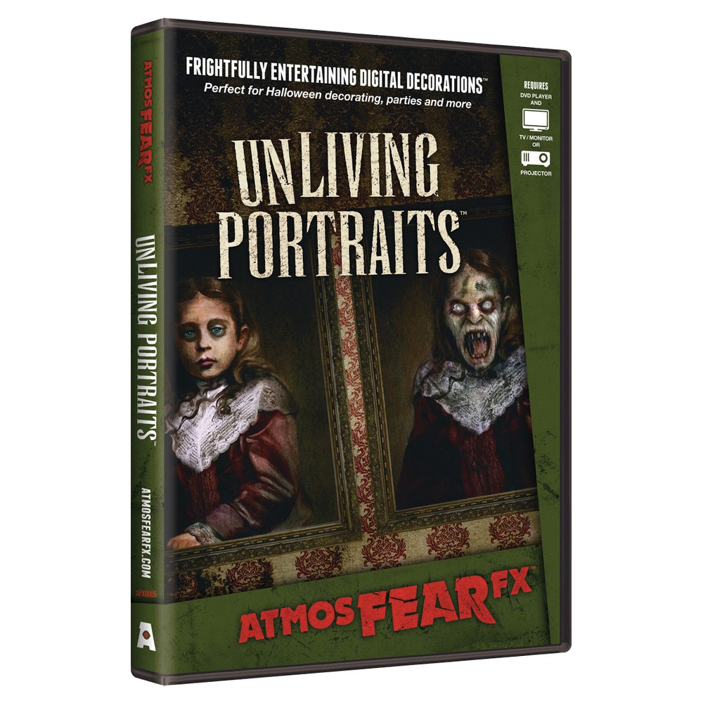 Image of Halloween Unliving Portraits