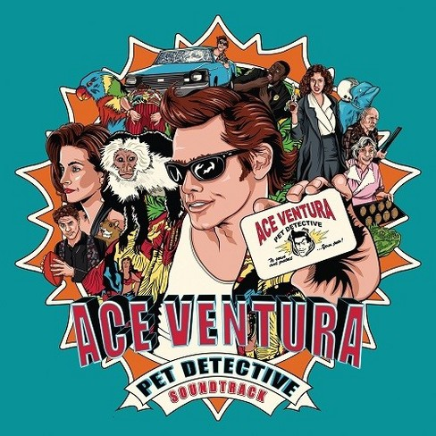 Various - Ace Ventura:Pet Detective (Ost) (CD) - image 1 of 1