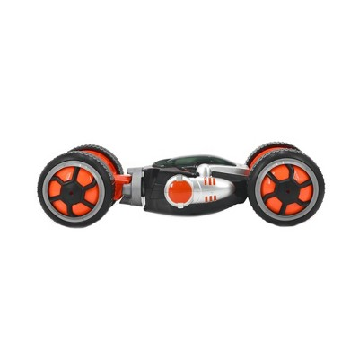 Goodly Toys 2.4 GHz RevVolt Hummer Stunt RC Vehicle - Orange