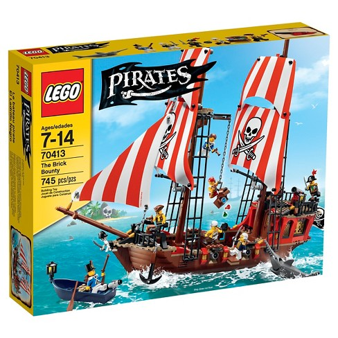 LEGO® Pirates The Brick Bounty 70413 - image 1 of 10