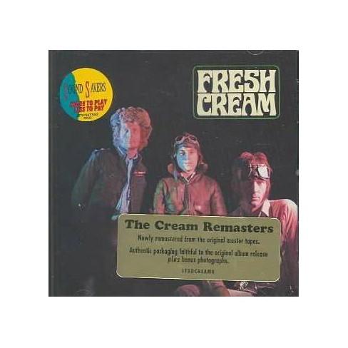 Cream - Fresh Cream (CD) - image 1 of 1