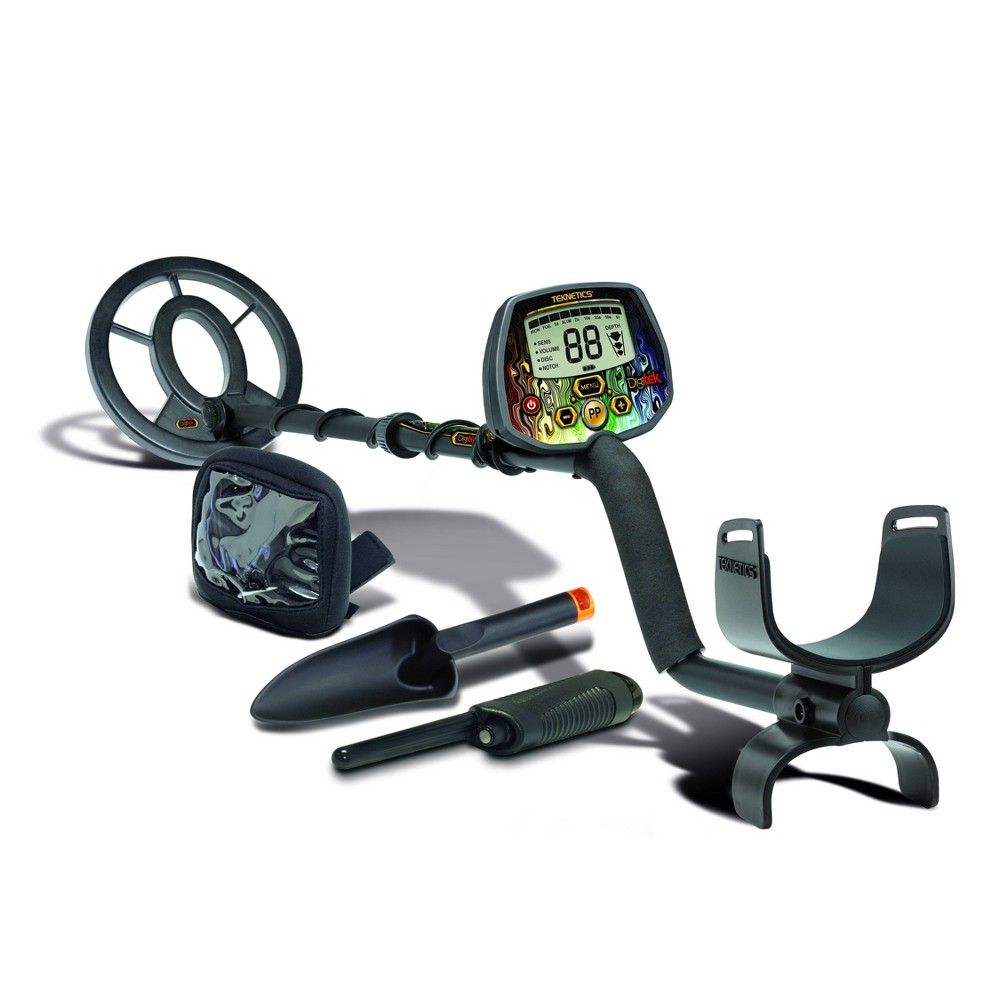 Image of Teknetics Digitek with Bonus Accessories - Black